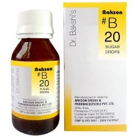 Bakson B20 Sugar Drops (30ml)