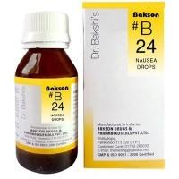 Bakson B24 Nausea Drops (30ml)