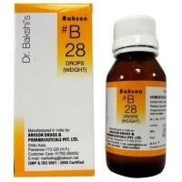 Bakson B28 Weight Drops (30ml)