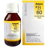 Bakson B60 Inflammed Mucosa Drops (30ml)