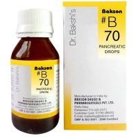 Bakson B70 Pancreatic Drops (30ml)