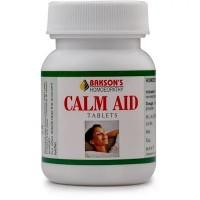 Bakson Calm Aid Tablets (75tab)