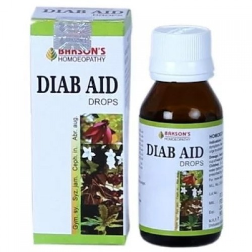 Bakson Diab Aid Drops (30ml)