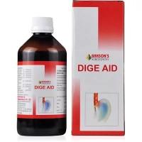 Bakson Dige Aid Syrup (450ml)