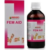 Bakson Fem Aid Syrup (200ml)
