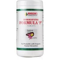 Bakson Formula P Tablets (200tab)