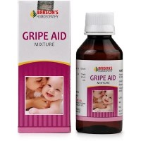 Bakson Gripe Aid Drops (115ml)