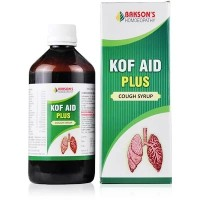 Bakson Kof Aid Plus Syrup (115ml)