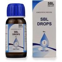 SBL Drops No 1 Hair Care (30ml)