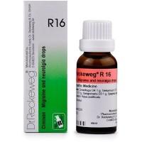 Dr. Reckeweg R16 (Cimisan) Drops (22ml)
