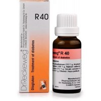 Dr. Reckeweg R40 (Diaglukon) Drops (22ml)