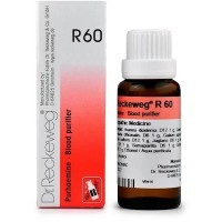 Dr. Reckeweg R60 (Purhaemine) Drops (22ml)
