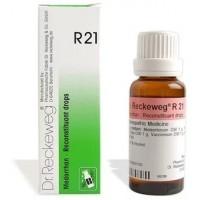Dr. Reckeweg R21 (Medorrhan) Drops (22ml)