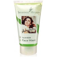 Shahnaz Tulsi Neem Face Wash 50 gm
