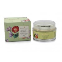 Shahnaz Flower Botanics Hollyhock Saffron Rejuvenating Mask 100 gm