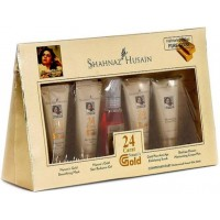 Shahnaz Gold Skin Radiance Kit
