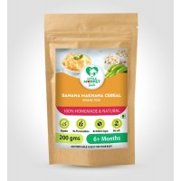 Banana Makhana Cereal 200 gm