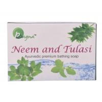 Pragna Herbals Neem & Tulasi Soap (75 gms)pack of 5