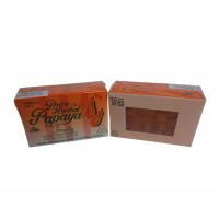 Pure Herbal Papaya Fruity 4 In 1 Soap 1X135g
