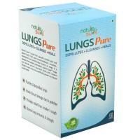 Nature Sure™ Lungs Pure Capsules For Men & Women – 60 Capsules