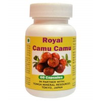 Tonga Herbs Pure Papaya Leaf Capsules - 60 Capsules