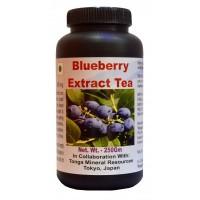Tonga Herbs Blueberry Extract Tea - 250 Gm