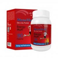 MensMulti Increase Energy & Performance Multivitamins For Men 90 Capsules