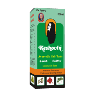 Dr. Rao's Keshovin Hair Tonic 200 ml