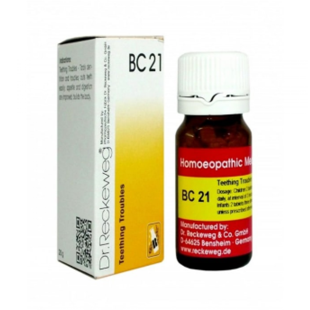 Buy Dr  Reckeweg BioCombination 21 BC 21 Tablet   ShopHealthy in