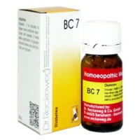 Dr. Reckeweg Bio-Combination 7 (BC 7) Tablet 20gm