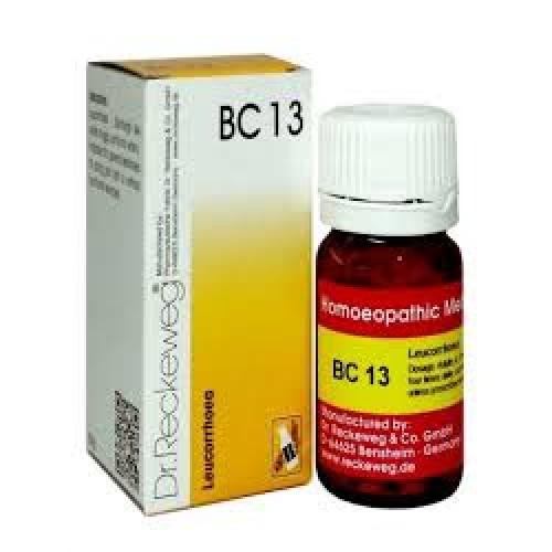 Dr. Reckeweg Bio-Combination 13 (BC 13) Tablet 20gm