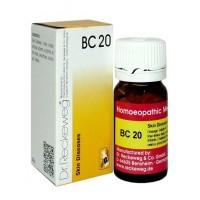 Dr. Reckeweg Bio-Combination 20 (BC 20) Tablet 20gm