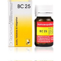 Dr. Reckeweg Bio-Combination 25 (BC 25) Tablet 20gm