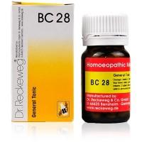 Dr. Reckeweg Bio-Combination 28 (BC 28) Tablet 20gm