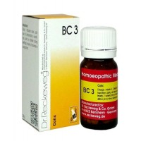 Dr. Reckeweg Bio-Combination 3 (BC 3) Tablet 20gm