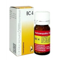 Dr. Reckeweg Bio-Combination 4 (BC 4) Tablet 20gm