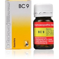 Dr. Reckeweg Bio-Combination 9 (BC 9) Tablet 20gm