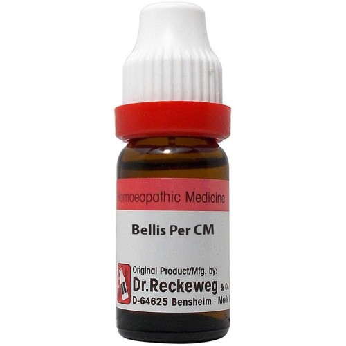 Dr. Reckeweg Bellis Perennis CM CH (11ml) : For sprain, Injuries, Boils, muscle pains, After delivery pelvic pains