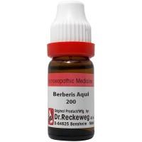 Dr. Reckeweg Berberis Aquifolium 200 CH (11ml) : Clear complexion, Pimples, acne, Blotches, psoriasis, Joint pains.