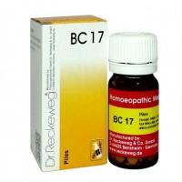 Dr. Reckeweg Bio-Combination 17 (BC 17) Tablet 20gm