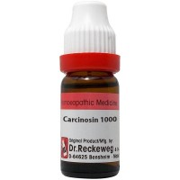 Dr. Reckeweg Carcinosin 1000 CH (11ml) : Enlarged mammary glands, infections, gases, Ovarian cysts