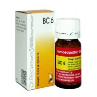 Dr. Reckeweg Bio-Combination 6 (BC 6) Tablet 20gm