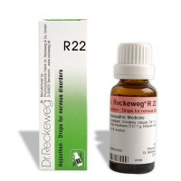 Dr. Reckeweg R22 Nervous Disorders Drops 22ml