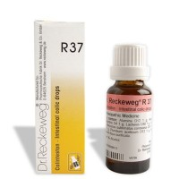 Dr. Reckeweg R37 Intestinal Colic Drops 22ml