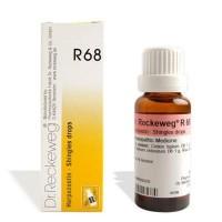 Dr. Reckeweg R68 Shingles Skin Rash Drops 22ml