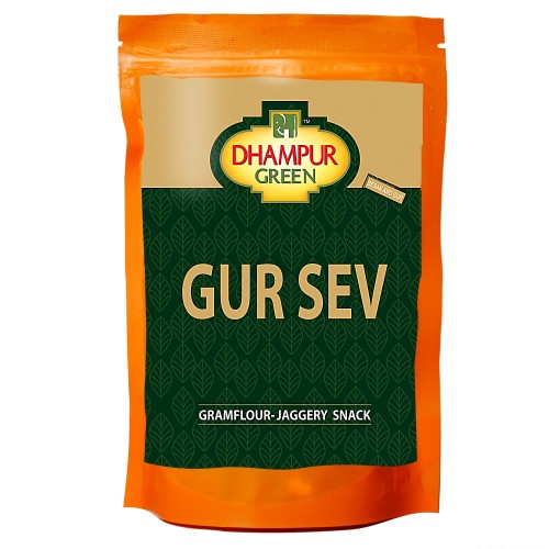 Dhampur Green Gur Sev 150gm