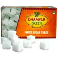 Dhampur Green White Sugar Cubes 500gm