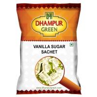 Dhampur Green Vanilla Sugar Sachets 500gm