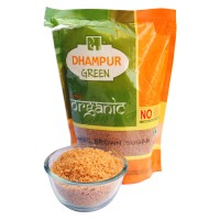 Dhampur Green Organic Brown Sugar 500gm