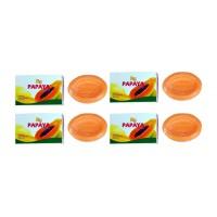 RS Naturals Papaya Soap Pack Of 4